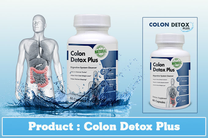 Colon Detox Plus Review