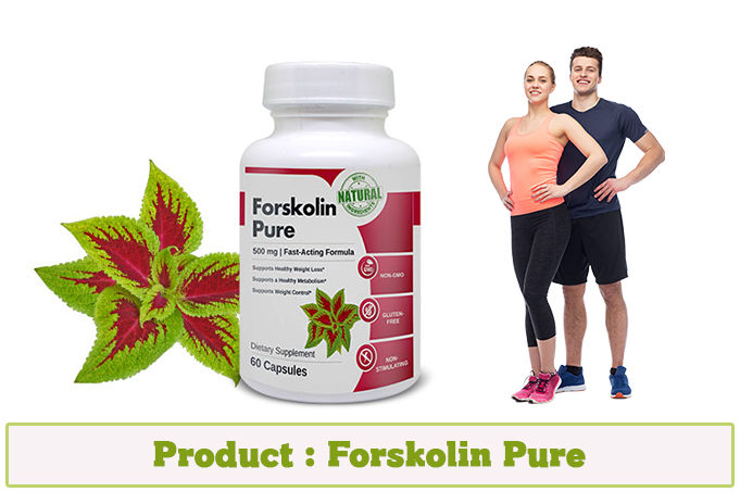 Forskolin Pure Review