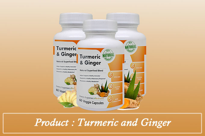 Turmeric and Ginger Review