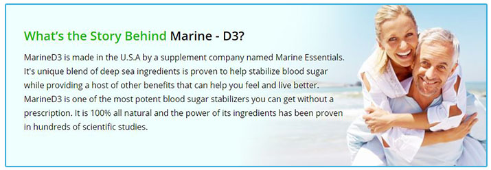 What is Marine D3